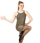 Adult Sequin Camisole Dress