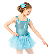 Girls Tank Petticoat Tutu Dress Set