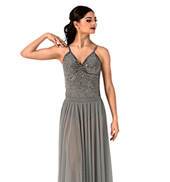 Adult Sequined Lyrical Dress Set
