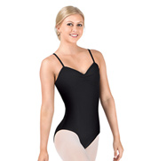 Adult V-Back Professional Camisole Leotard
