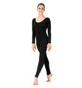 Adult Basic Long Sleeve Unitard