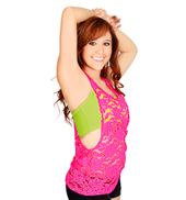 Adult Lace Tank Top