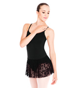 Adult Camisole Lace Dance Dress