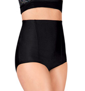 Adult High Waist Dance Briefs