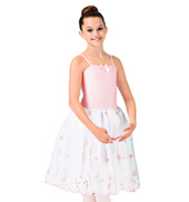 Butterfly Organza Ballet Dress