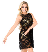 Lace Tank Overdress