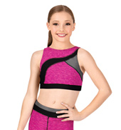 Child Space Dye Bra Top