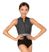 Child Space Dye Tank Leotard