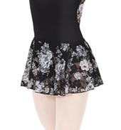 Adult Lace Pull-On Skirt