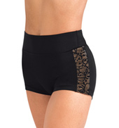 Adult Pointe DEsprit Shorts