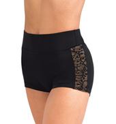 Adult Pointe DEsprit Shorts