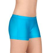 Girls 2.5 Inseam Dance Shorts