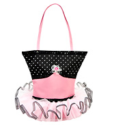 Tutu Cute Polka Dot Tote