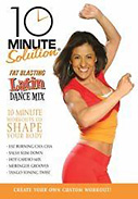 10 Minute Solution: Latin Dance Mix DVD
