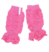 Bubblegum Baby 9 Ruffled Legwarmer