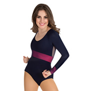 Girls Tiler Peck Long Sleeve Leotard
