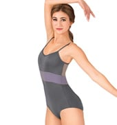 Adult Tiler Peck Camisole Mesh Back Leotard