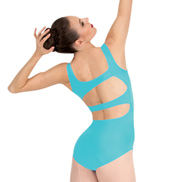 Adult Tiler Peck Asymmetrical Tank Leotard