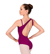 Adult Asymmetrical Camisole Leotard