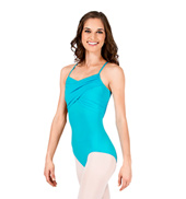 Cross Over Camisole Leotard
