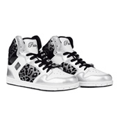 Adult Glam Pie Leopard Sneakers