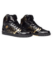 Adult Glam Pie Cheetah Sneakers