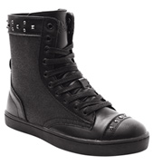 Adult Military Glitz Sneaker Boot