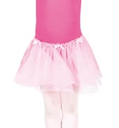 Child Glitter Soft Tulle Skirt