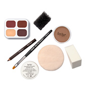 Brown:Light Creme Personal Kit