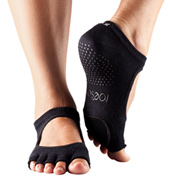 Plie Half Toe Socks