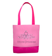 Dance Princess Rhinestone Dance Bag