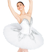 Adult Russian Style Adorned Tutu