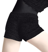 Adult Kelsey Cable Knit Shorts