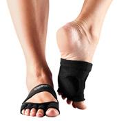 Adult Releve Half Toe Socks
