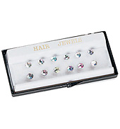 Rhinestone Hair Jewels