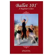 Ballet 101 DVD
