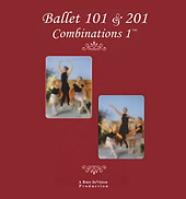 Ballet 101 &amp; 201, Combinations 1 DVD