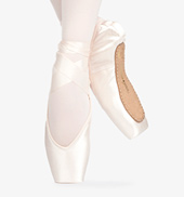 Adult Rubin V-Cut Pointe Shoe