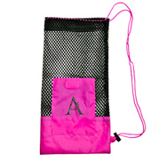 Pointe Shoe Mesh Bag with Pocket