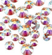 Swarovski Crystal Aurora Borealis 30SS .5 Gross pack