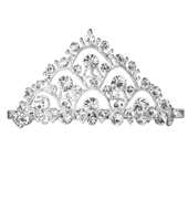 Small Crystal Tiara For Children