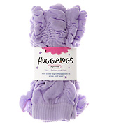 Lilac Kisses Child 14 Ruffled Legwarmer