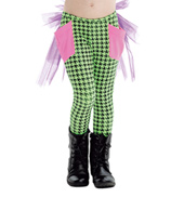 Adult/Girls Bubble Pop Bustle Leggings