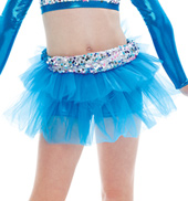 Adult Shake it Off Bustle Tutu & Short