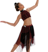 Adult Your Song Costume Set without Rhinestones