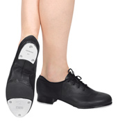 Child TapFlex Lace Up Tap Shoes