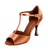 Ladies Penelope T-Strap Latin Sandal
