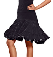 Tiered Ruffle Skirt
