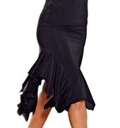 Ladies Flounce Skirt