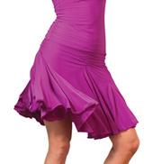 Adult Short Tulip Ballroom Skirt